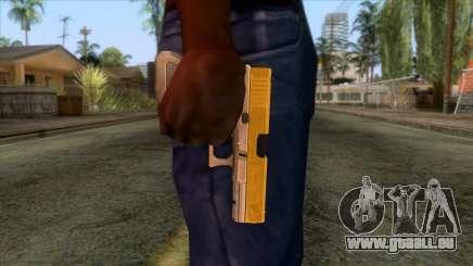 Glock 17 v2 für GTA San Andreas