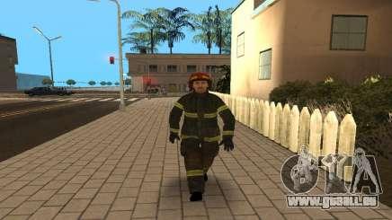 L'officier du Ministère V. 1 pour GTA San Andreas