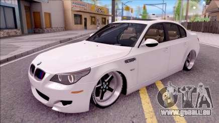 BMW M5 E60 SUCER pour GTA San Andreas