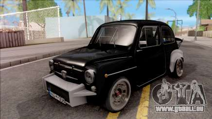 Fiat Abarth 1000TC Rally pour GTA San Andreas