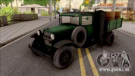 GAZ-FIV 1940 42 pour GTA San Andreas