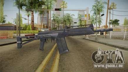 SAIGA-12 Rifle pour GTA San Andreas