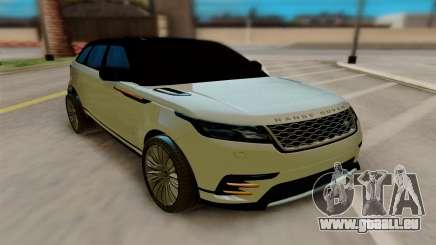 Range Rover Velar 2017 pour GTA San Andreas