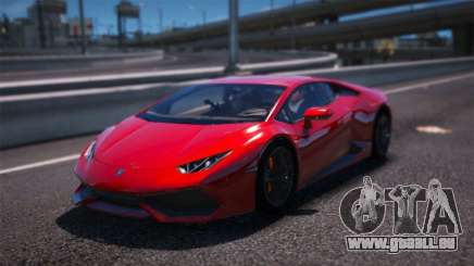 Lamborghini Huracan LP610-4 pour GTA 5