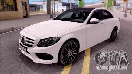 Mercedes-Benz C250 AMG Line für GTA San Andreas