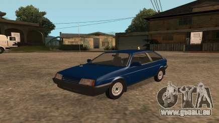 VAZ-2108 sur la radio pour GTA San Andreas
