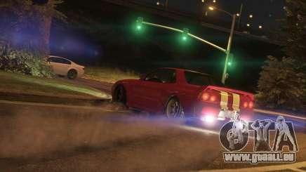 Realistic Nitro 1.7 für GTA 5