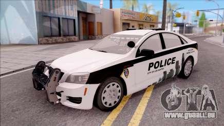 Chevrolet Caprice 2013 Los Santos PD v3 für GTA San Andreas