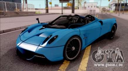 Pagani Huayra Roadster pour GTA San Andreas