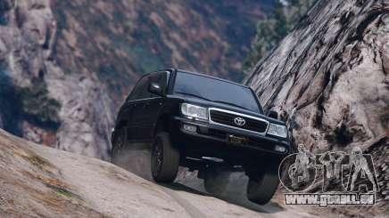 Toyota Land Cruiser 100 pour GTA 5