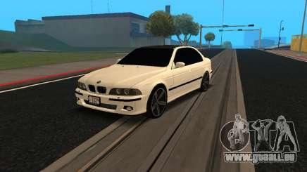 BMW M5 E39 Armenian für GTA San Andreas