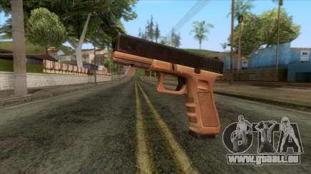 Glock 17 v1 für GTA San Andreas