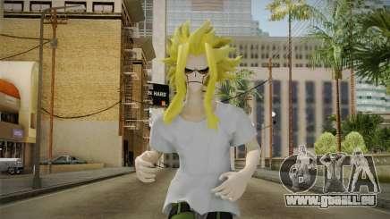 My Hero Academia - Toshinori Yagi pour GTA San Andreas