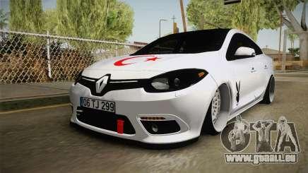 Renault Fluence PlayBoy pour GTA San Andreas