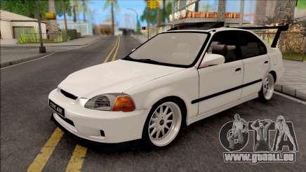 Honda Civic 1.6i ES für GTA San Andreas