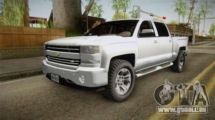 Chevrolet Cheyenne LT 2016 für GTA San Andreas