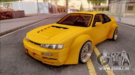 Nissan 200SX Rocket Bunny pour GTA San Andreas