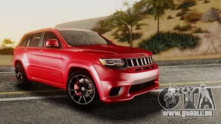 Jeep SRT 8 TrackHawk für GTA San Andreas
