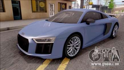 Audi R8 V10 Plus 2018 pour GTA San Andreas