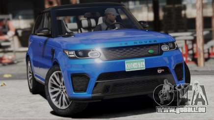 2014 Range Rover Sport SVR 5.0 V8 pour GTA 5