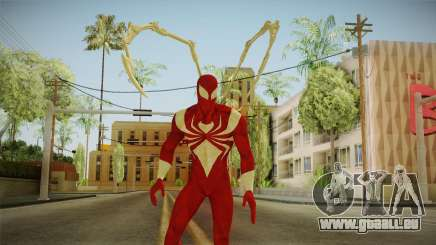 Marvel Ultimate Alliance 2 - Iron Spider v1 pour GTA San Andreas