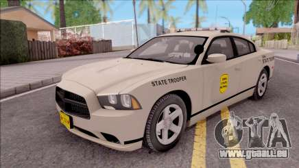 Dodge Charger 2012 Iowa State Patrol für GTA San Andreas
