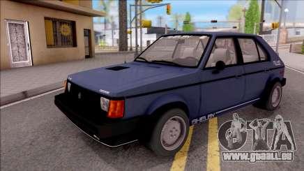 Dodge Shelby Omni GLHS 1986 für GTA San Andreas