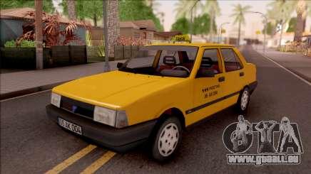 Tofas Sahin Taxi 1999 pour GTA San Andreas