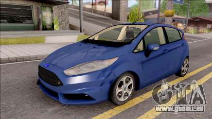 Ford Fiesta ST High Poly pour GTA San Andreas