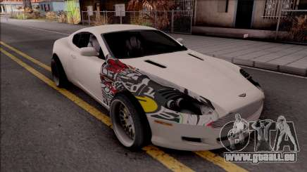 Aston Martin DB9 Drift Style - Race Handling für GTA San Andreas