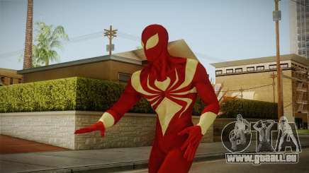 Marvel Ultimate Alliance 2 - Iron Spider v2 pour GTA San Andreas