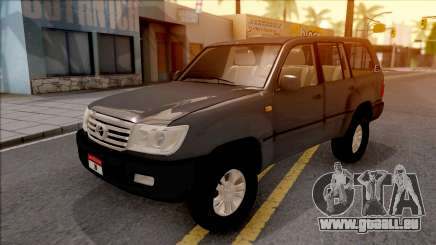 Toyota Land Cruiser 2005 pour GTA San Andreas