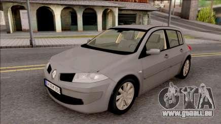 Renault Megane 2 HB Privilege pour GTA San Andreas