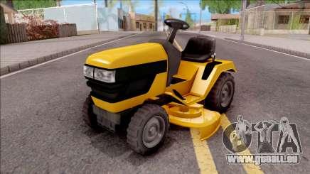 GTA V Jacksheepe Lawn Mower pour GTA San Andreas
