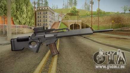 HK SL8 Assault Rifle pour GTA San Andreas