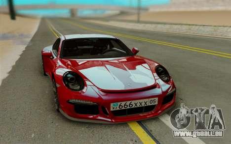 Porsche 911 R 2016 für GTA San Andreas