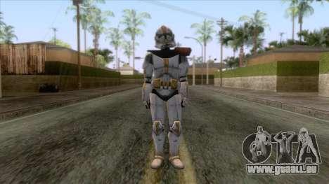 Star Wars JKA - Felucia Clone Skin für GTA San Andreas zweiten Screenshot