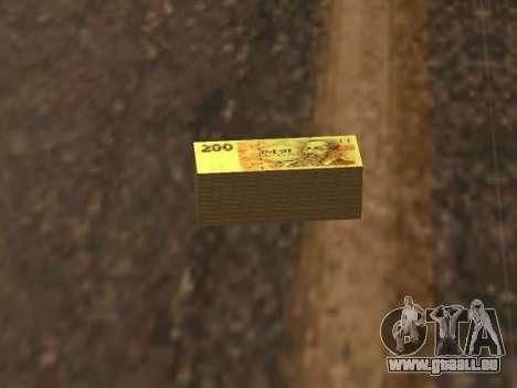 200 Kč für GTA San Andreas zweiten Screenshot