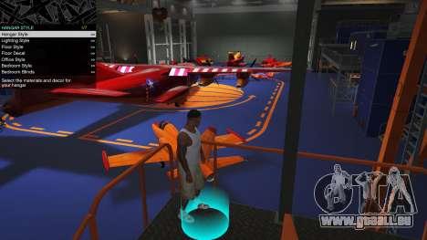 GTA 5 Hangars in SP 1.1