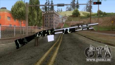 De Armas Cebras - Shotgun pour GTA San Andreas