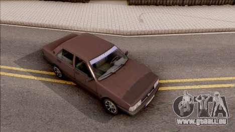 Tofas Sahin v2 pour GTA San Andreas vue de droite