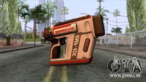 Evolve - Medic Gun für GTA San Andreas