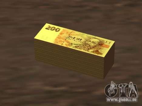 200 Kč für GTA San Andreas
