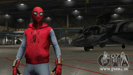 GTA 5 Spider-Man Home-Made Suit