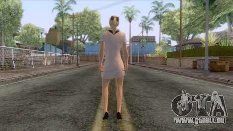 Female Sweater One Piece v4 für GTA San Andreas dritten Screenshot