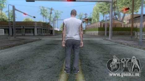 Outfit Gangsta - Skin Random v21 pour GTA San Andreas troisième écran