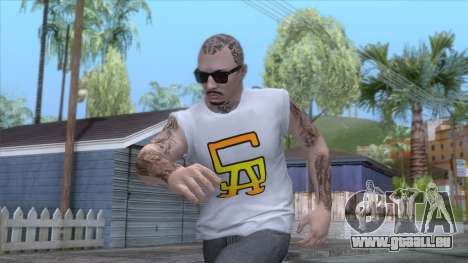 Outfit Gangsta - Skin Random v21 pour GTA San Andreas