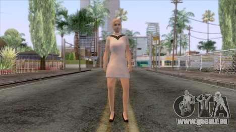 Female Sweater One Piece v4 für GTA San Andreas zweiten Screenshot