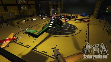 GTA 5 Hangars in SP 1.1 zweite Screenshot