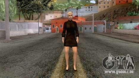 Female Sweater One Piece v1 pour GTA San Andreas deuxième écran